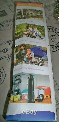 Nib Sunrocket Solar Power Water Heater & Thermos Camping/survival Off The Grid