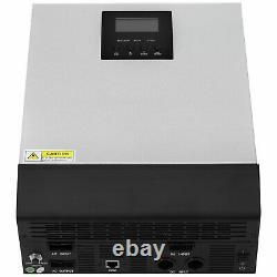 Off-Grid Pure Sine Wave Solar Inverter 3KVA 24V DC to 230 AC Power Inverter