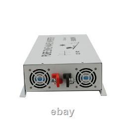Off Grid Pure Sine Wave Solar Inverter 5000W 12/24V DC to 120V AC Power Inverter