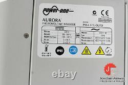 POWER ONE PVI-4.2-TL-OUTD Solar Inverter / 4200 Watt ON Grid Inverter