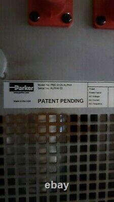 Parker Grid Support Utility Interactive Inverter 125KW DC 1150V AC 480/277V 150A