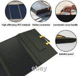 Pecron Aurora200 200W Solar Panel High Efficiency Off Grid Power System