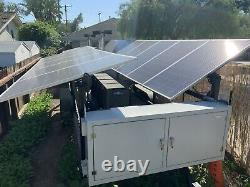 Portable Power Generator 12kw, Off-grid, Complete Home Power System