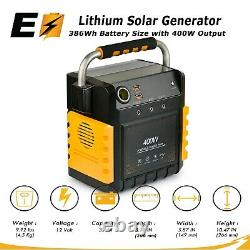 Portable Power Station to charge Phone, Laptop, TV and more for Off-Grid Powers
