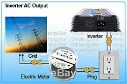 Power Grid Tie Inverter for Solar Panel Wind Turbine Generator 400 W Watt
