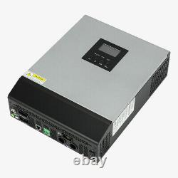 Power Inverter 3/5KVA 24/48VDC 230VAC Off Grid Solar Pure Sine Wave Inverter