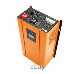 Pure Sine Wave Power Inverter 24V DC to AC 230V 4000W Off Grid Solar Inverter US