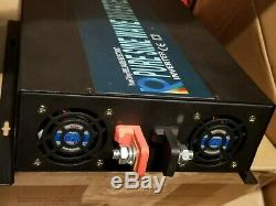 Reliable 3000W Solar Power Inverter Off Grid 24V DC Voltage Converter LED Displa