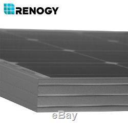 Renogy 100 Watt 12 Volt Monocrystalline Solar Panel 100W 12V Mono Off Grid Power