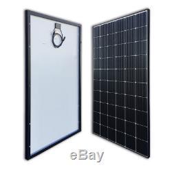 Renogy 500 1000 2000 Watt Mono Solar Panel Home Garden Off Grid PV Power