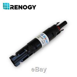 Renogy 800W Mono Solar Panel Premium Kit 24V Off Grid Power 40A MPPT Controller