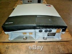 SMA STP 24000TL-US-10 Sunny Tripower Grid-Tie Solar Power Inverter 3-Phase NEW