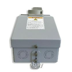SMA Solar DC Disconnect Switch DC-DISCONU-21 Use with Sunny Boy Grid Tie Inverter