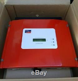 SMA Sunny Boy SB700U Grid-Tie 700 Watt Inverter for Solar Power In-Home