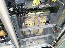 Satcon 75KW utility scale solar panel array grid tied inverter