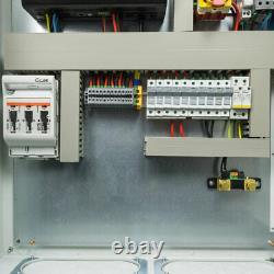 Silent Power 5kW Off Grid Inverter Control Cabinet MPPT Charger 48V / 230V