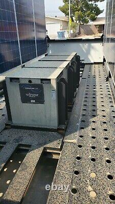Solar Generator Trailers 11.5KW with/out Light Towers Off Grid Power 2014/15