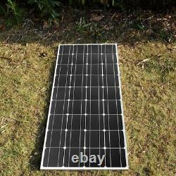 Solar Panel Inverter Controller Full Kit For Grid RVs Home 1100W Power Generator