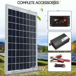Solar Panel Kit 1000W Solar Power Generator Grid System Power 1000w Home System