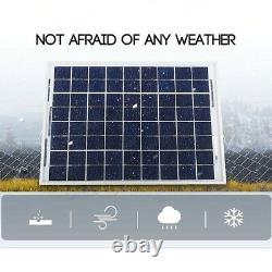 Solar Panel Kit 1000W Solar Power Generator Grid System Power Station 50A USA