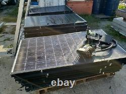 Solar Power (48) Modules with (2) Grid Tie Inverters