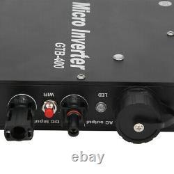 Solar Power Grid Tie Inverter Pure Sine Waving GTB400 Power 400W(AV210230V)