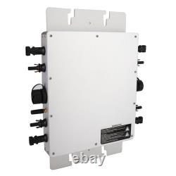 Solar Power Grid Tie Micro Inverter Voltage 80-160VAC/180-260VAC Micro Inverter