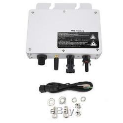 Solar Power Grid Tie Micro Inverter Voltage 80-160VAC/180-280VAC FG