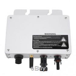 Solar Power Grid Tie Micro Inverter Voltage 80-160VAC/180-280VAC Micro Inverter