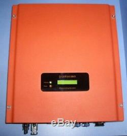 Solar Power on Grid Tie Inverter & Limiter DC 3000w