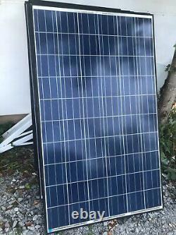 TrinaSolar solar panel 250 watt Great for off grid