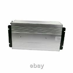 US LCD 3000W Solar Power Inverter Off Grid Pure Sine Wave 12V to 110V USB