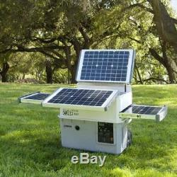 Wagan Solar E Power Cube 1500 2546 Off The Grid Solar Power New Camping Camp