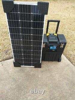 Zerobills Home Solar Backup Power Energy Off Grid Generator-2500/5000 Watts Peak